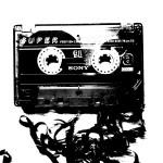 cassette video morte